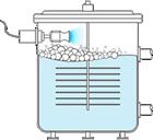 発酵タンク、化学薬品タンク