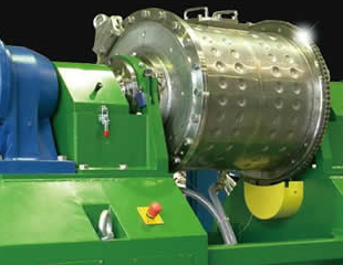 粉体表面改質装置のイメージ